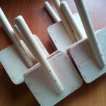 Кардеры для пуха и шерсти плоские 15 см х 13 см