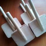 Кардеры-чесалки для пуха и шерсти плоские 15 см х 13 см